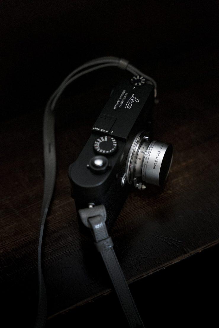 LEICA M10-P Elmar 3.5cm